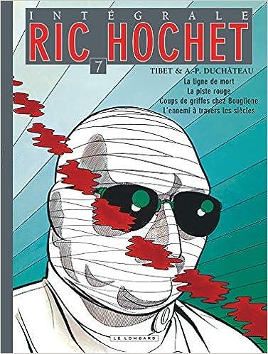 Integrale Ric Hochet Tome 7 Integrale Ric Hochet 7 Ric Hochet Integrale 7 French Edition Duchateau Tibet 9782803620524 Amazon Com Books