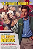 (27x40) The Mighty Ducks Group Movie Poster