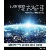 Business Analytics and Statistics 1E Hybrid