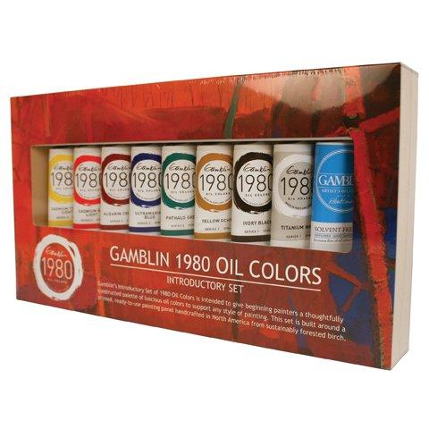 gamblin-1980-oil-color-exclusive-set