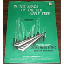 In the Shade of the Old Apple Tree Special Organ Arrangement