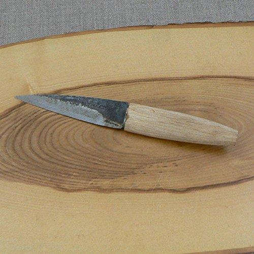 Medieval - Cuchillo para fruta, forjado a mano: Amazon.es: Hogar