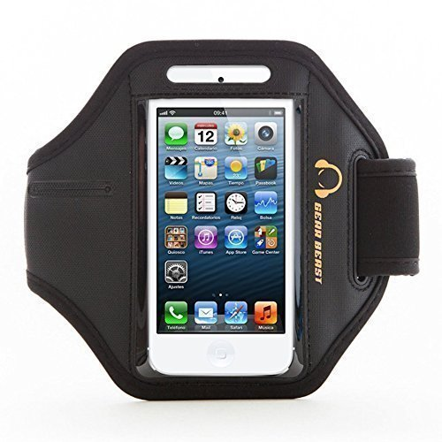 Gear Beast Sport Armband with Key Holder and Strap Extend...