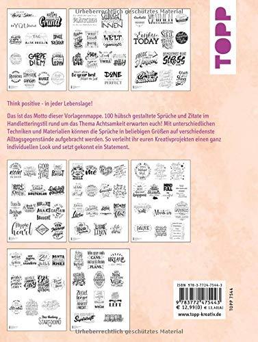Wortwerkstatt Vorlagenmappe Achtsamkeit: 100 schön gestaltete ...