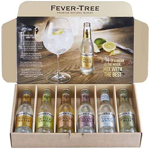 Fever-Tree Variety Gift Box (Cocktail Gifts)