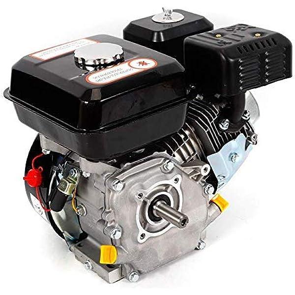 Motor de gasolina de 7,5 CV, 5,1 kW, refrigeración de aire ...