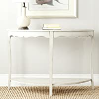 Safavieh American Homes Collection Christina White Console Table