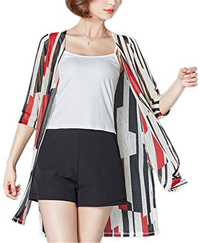 WENYIFANG Cardigan-sweaters SWEATER レディース
