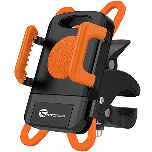 Picture of a TaoTronics Bike Phone Mount Bicycle