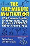 Minute Motivator, Rebecca Clark and King Duncan, 093649719X