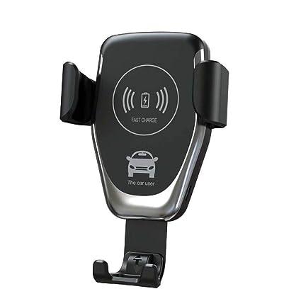 Luyao - Cargador de teléfono móvil inalámbrico con Salida de ...