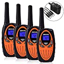 Best Walkie Talkies 4S