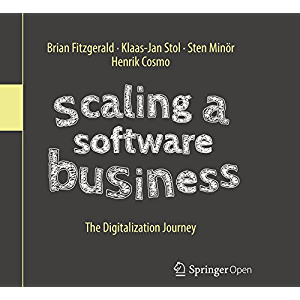 Scaling a Software Business: The Digitalization Journey