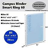 Kokuyo Campus Smart Ring 60 Binder B5 & 26