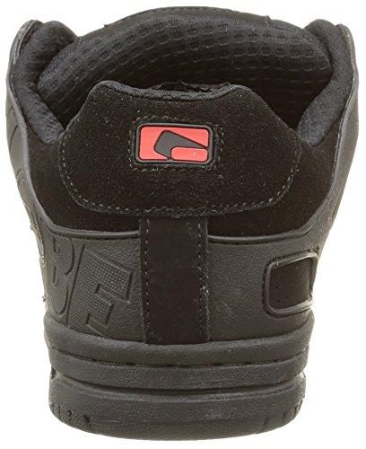 Black Negro Zapatillas Skateboarding Hombre GlobeTilt Red de qxXUIIpZ