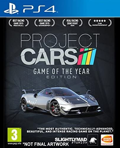 Project CARS - Game Of The Year Edition: Amazon.es: Videojuegos