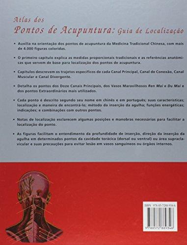 Atlas dos pontos de acupuntura: Guia de localização