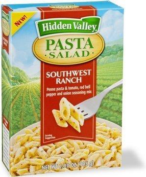 hidden valley pasta salad - 7