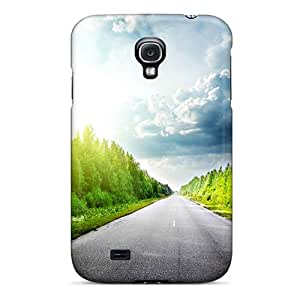 Hot Style Protective Cases Covers For Galaxys4 Black Friday