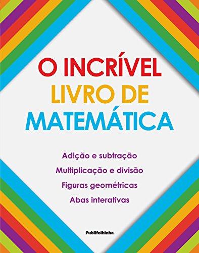 Incrível Livro Matemática Vários Autores