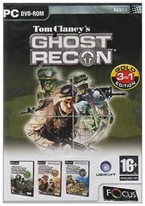 Amazon Com Tom Clancy S Ghost Recon Complete Movies Tv