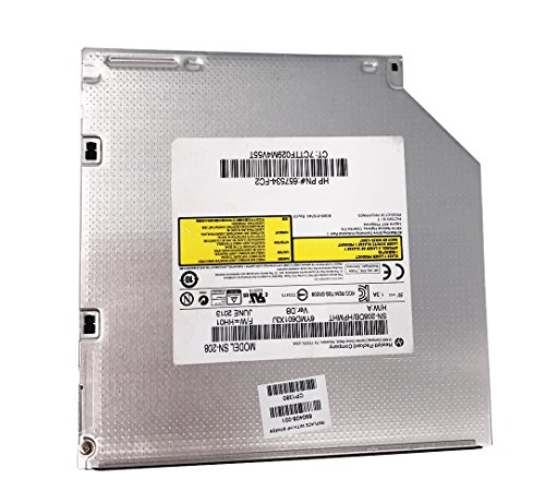 New Laptop Internal DVD Optical Drive for Toshiba Satellite L875 L875D-S7332 S7208 S7110 L855-S5405 L855D L850 A505 P755 Double Layer 8X DVD+-RW DL Burner 24X CD-RW Recorder Replacement Parts