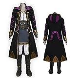 CG Costume Men's Fire Emblem Awakening Avatar Mai yunitto Robin Cosplay Costume