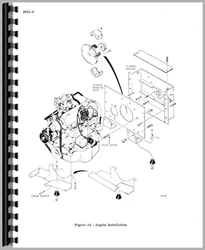 Case 1816 Wiring Diagram Loader Tecumseh Engine Parts Diagram