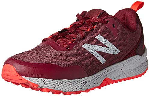 New Balance Women's Nitrel V3 Running Shoe, Sedona/Dragonfruit, 9 W US