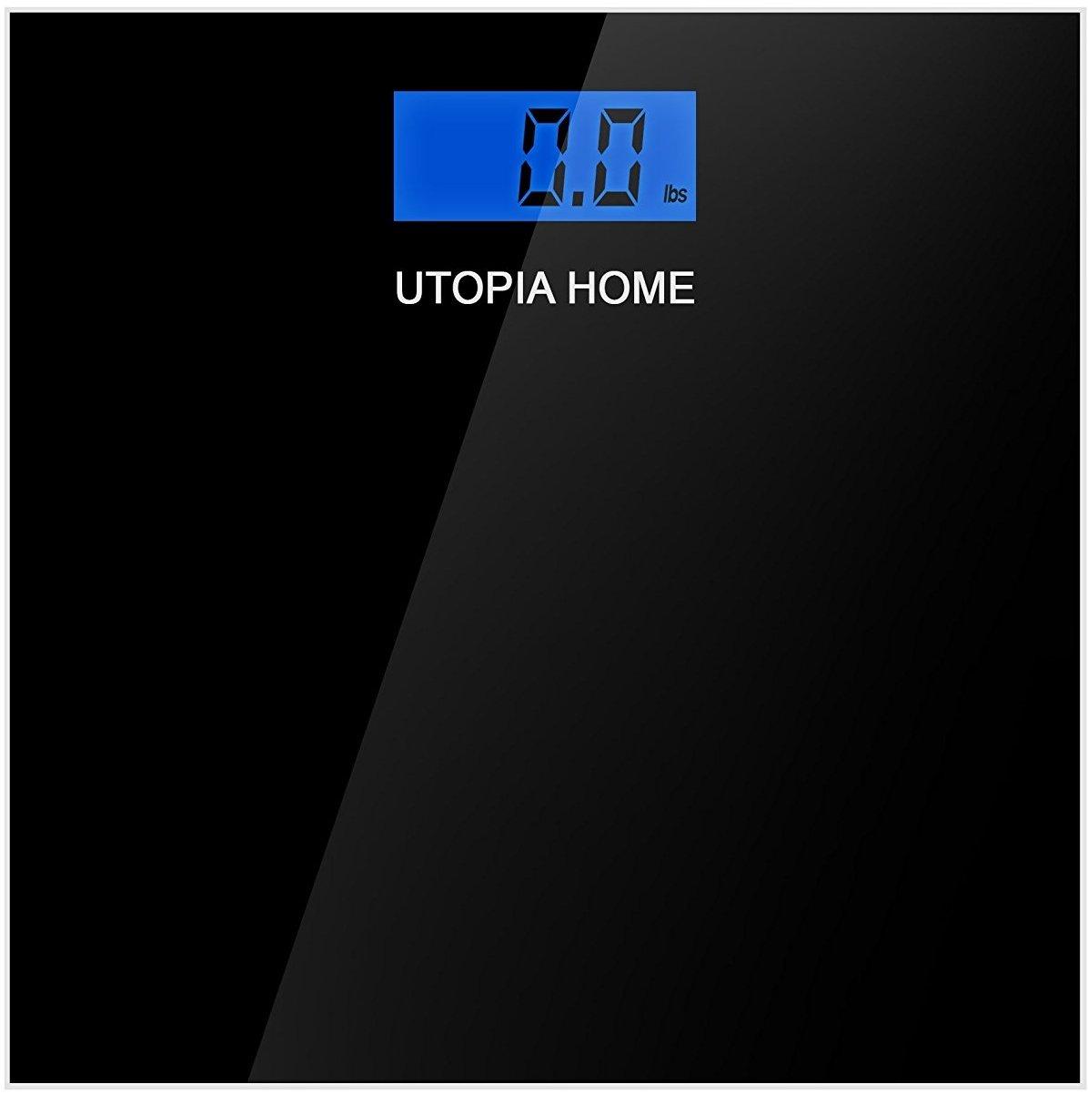 Utopia Home Digital Glass Bath...