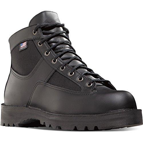 Danner Kvinners Patrulje 6 (25200) Gore-tex (gtx) Svart Militær Kamp Boot Vibram Såle | Made In Usa Komfort, Støtte, Holdbarhet.