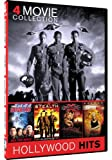 Vertical Limit/Stealth/XXX State of the Union/Simon Sez - 4-Pack