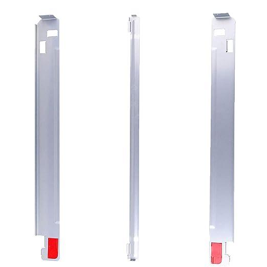 KSTK1 - Kit de apilamiento para ropa sucia (68,5 cm, cromo, para ...