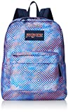Jansport Superbreak Laptop Backpack (Optical Clouds)