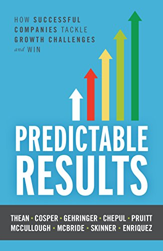 Predictable Results: How Successful Companies Tackle Growth Challenges and Win cover