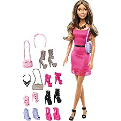 Barbie Life in the Dreamhouse African American Nikki Doll