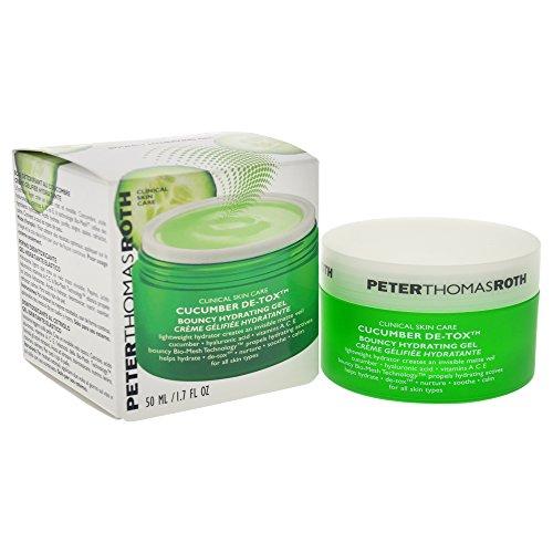 Peter Thomas Roth Cucumber De-Tox Bouncy Hydrating Gel, 1.7 (Detox Gel)