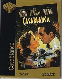 DVD + LIBRO CASABLANCA