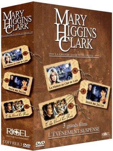 (Mary Higgins Clark : La Maison au clair de lune / Dors ma jolie / Ce que vivent les roses - Coffret 3 DVD)
