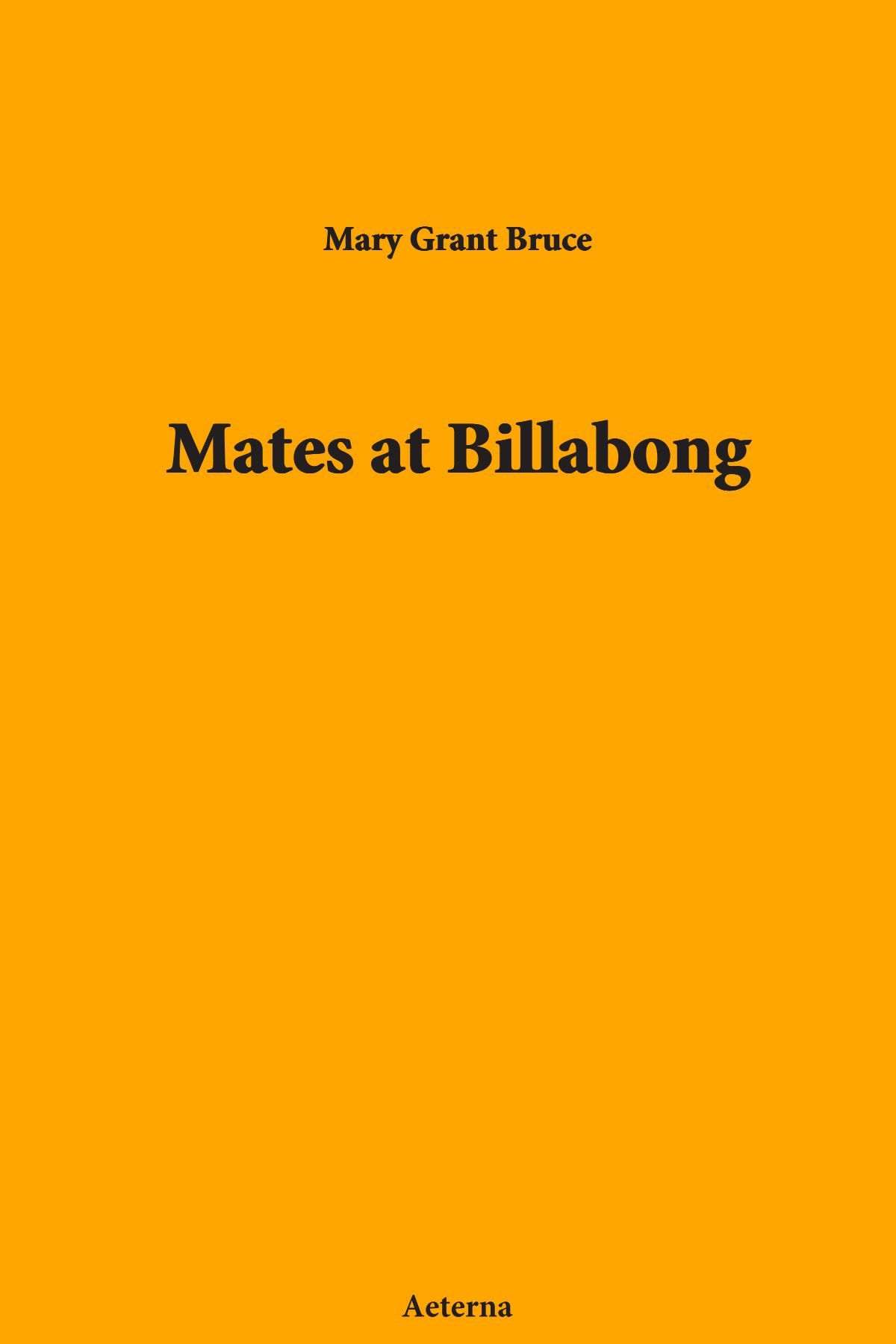 Read Online Mates at Billabong PDF