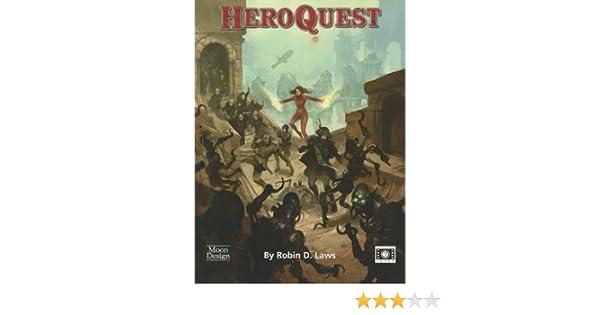 Heroquest Core Rules: Amazon.es: Laws, Robin D: Libros en idiomas extranjeros