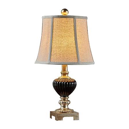 Lámparas de mesa- de Resina, iluminación Interior Lámpara de Noche ...