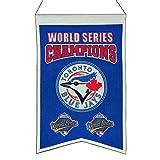 MLB Toronto Blue Jays WS Champions Banner, One Size