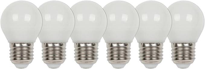 Westinghouse Lighting Bombillas LED E27, 5 W, Blanco Cálido, Pack ...