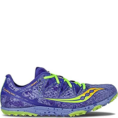 Amazon.com | Saucony Women's Carrera XC Flat Running Shoe