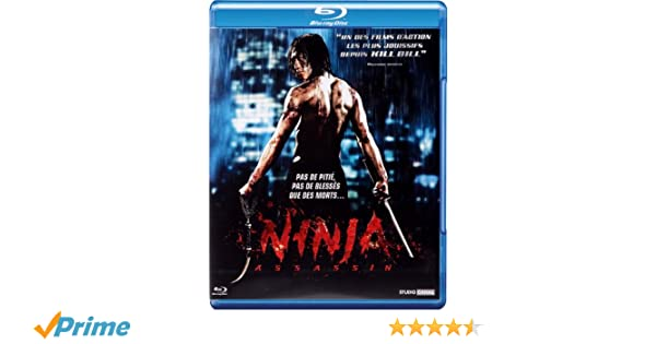 Ninja Assassin [Francia] [Blu-ray]: Amazon.es: Rain, Naomie ...