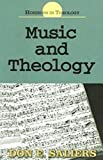 Music And Theology (Paperback)