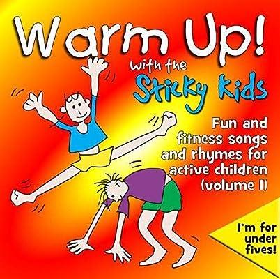 Warm Up! With The Sticky Kids by Sticky Kids, Sticky Kids: Amazon.co.uk:  Music