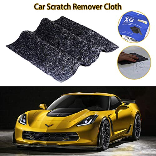 - Dualshine Magic Scratch Remover for Car XG Scratch Remover, Automotive Remove Scratch, Car Paint Scratch Repair Cloth