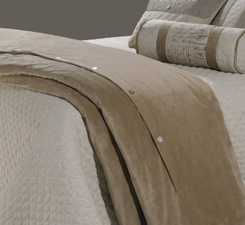 Price comparison product image HiEnd Accents Fairfield Duvet Set, Queen